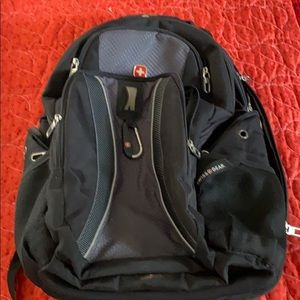 Used Swiss Gear backpack from smoke free home.